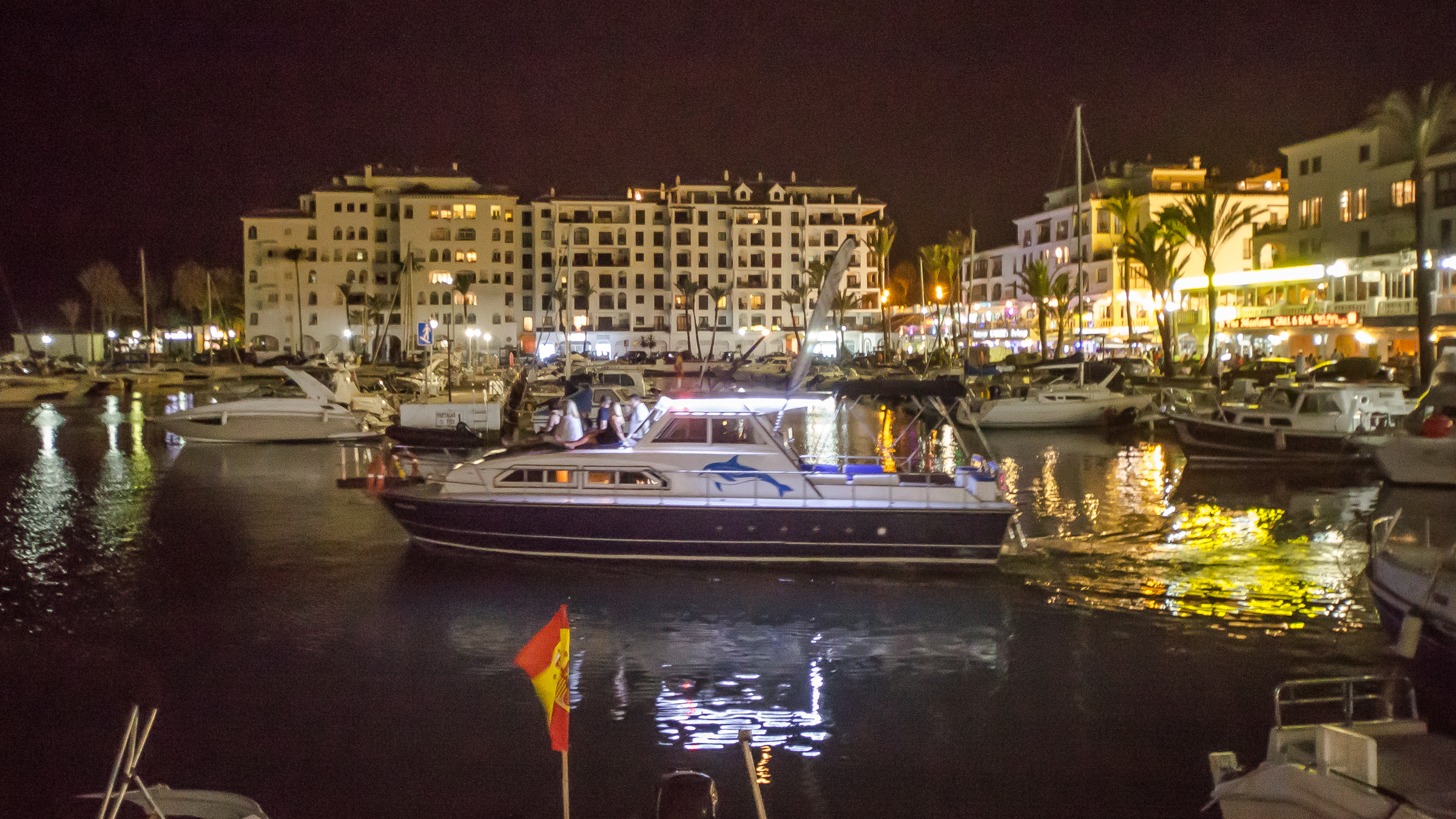 Puerto de la Duquesa | Night Time